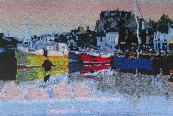 Padstow Sunset 97 x 66 cm £400