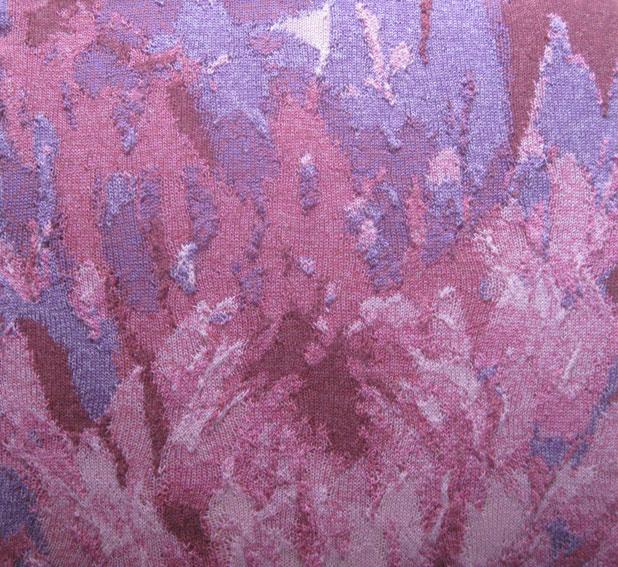 Pink Chrysanthemum 73 x 73 cm £300