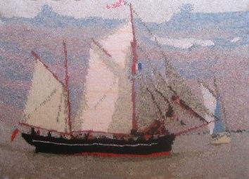 Golfe de Morbihan 97 x 73 cm £400