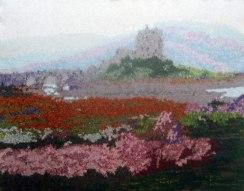 Eilean Donan Castle, Scotland 97 x 73 cm £400