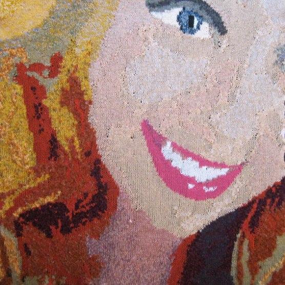 Chantelle Selfie 73 x 73 cm £300