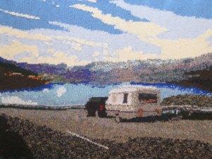Loch Eriboll 97 x 73 cm £400