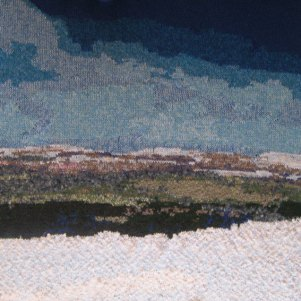 Neath Valley from Rhigos 73 x 73 cm £300