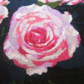 Pink Rose 73 x 73 cm £300