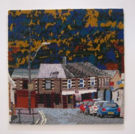 Resolven Square 73 x 73 cm £300