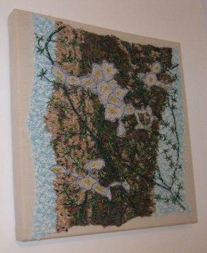 Clematis 61 x 61 cm £100