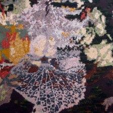 Winter Hydrangea 73 x 73 cm £300