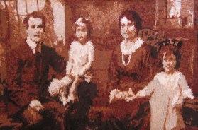 Family 1920 97 x 64 cm £400