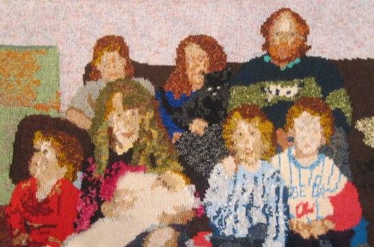 Family 1989 1 97 x 64 cm £400
