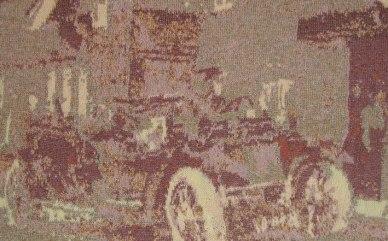 William Lowe, Chauffeur 1910 107 x 68 cm £200