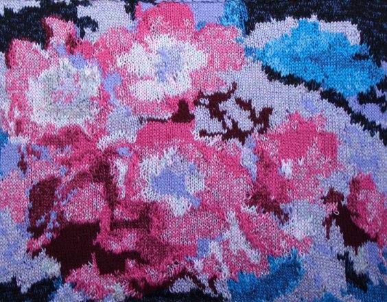 Roses 58 x 48 cm £100