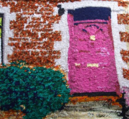 Front Door 58 x 55 cm £100