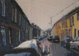 John Street, Resolven 93 x 62 cm £200