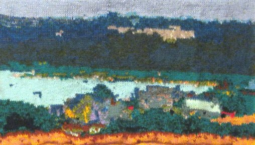 Finistere, Brittany 60 x 40 cm £80