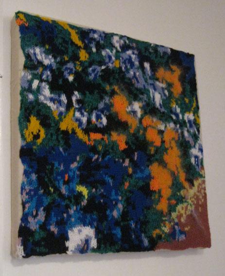Municipal Garden Boulogne 50 x 50 cm £100