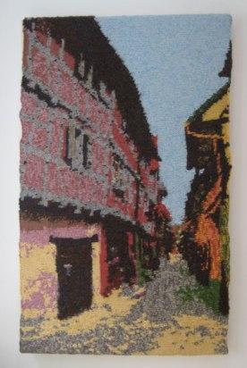 Eguisheim, Alsace, France 61 x 99 cm £300