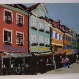 Meersburg, Bodensee, Germany 139 x 105 cm £500