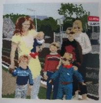 Llanfairpwllgwyngyllgogerychwyrndrobwllllantysiliogogogoch Station 1989 94 x 94 cm £300