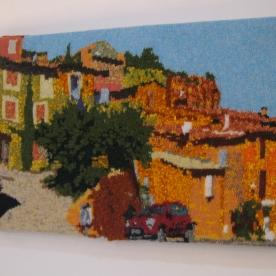 Roussillon, Provence 82 x 55 cm £300