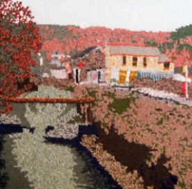 River over the Railway, Resolven