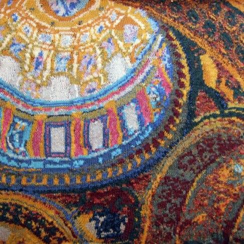 St Stephen's Basilica, Budapest 73 x 73 cm £300