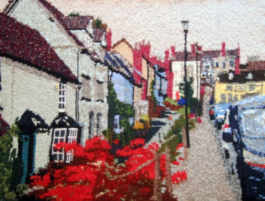 Lower Broad Street, Ludlow 97 x 73 cm £400