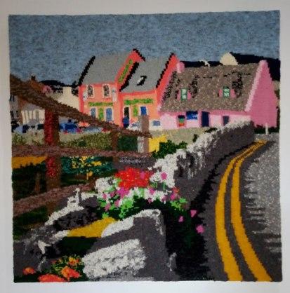 Doolin, Ireland 90 x 90 cm £450