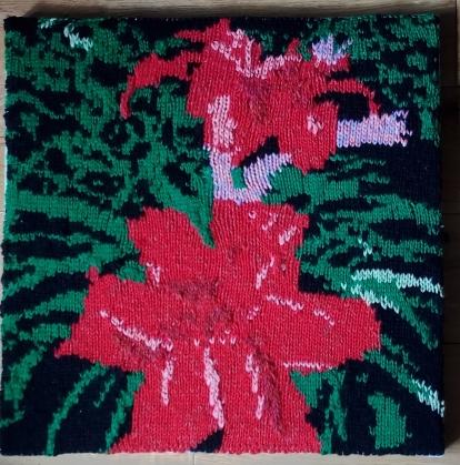 Daylily 40 x 40 cm £50