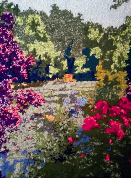 Monet's Garden 73 x 97 cm £400