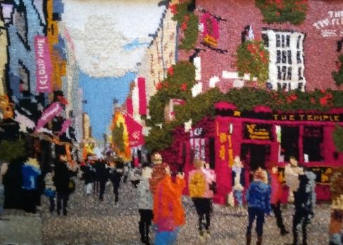 Temple Bar, Dublin 97 x 73 cm £400