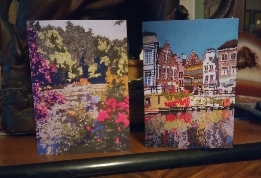 Monet's Garden & Ghent
